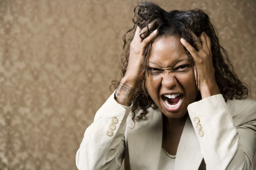 angry-pretty-african-american-woman